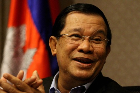 Hun Sen is a 34th Prime Minister of Cambodia and he is Deputy President of Cambodian People's Party,He was wounded his left eye in battle during Cambodian civil war.He become a Prime Minister in 1989 until now,he made a huge transition from attacking his opposition into being friendly on his 30 decades opposition.